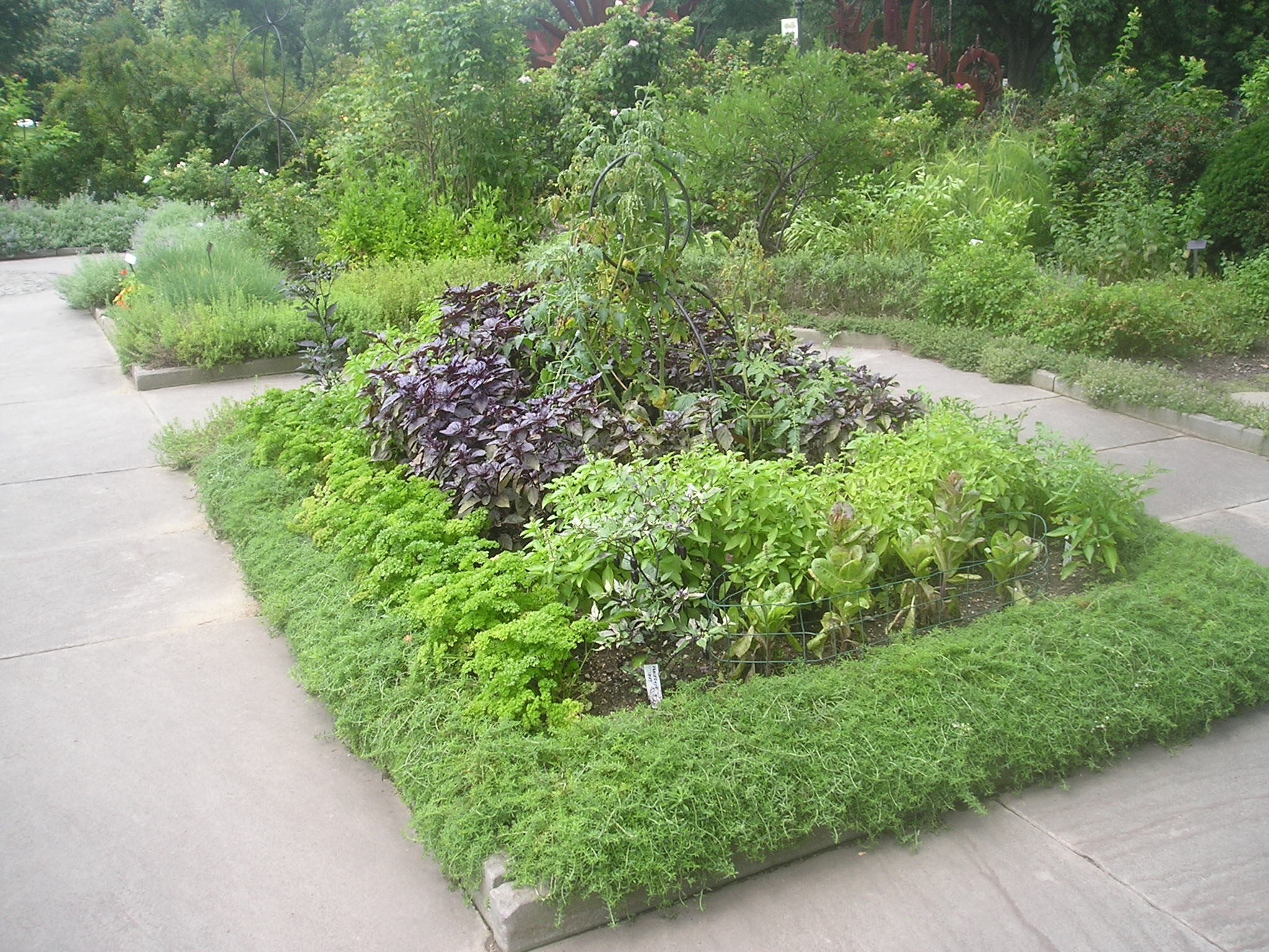 Herb Garden Design Ideas herb garden design gardens and interiors