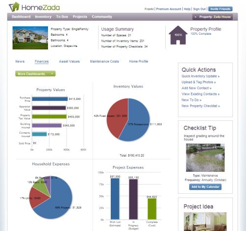 home finances dashboard (3)