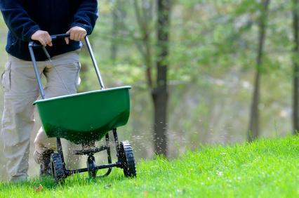 HomeZada Fertilize the Lawn